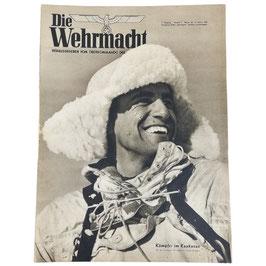 Die Wehrmacht - 1943 7. Jahrgang Nr. 2