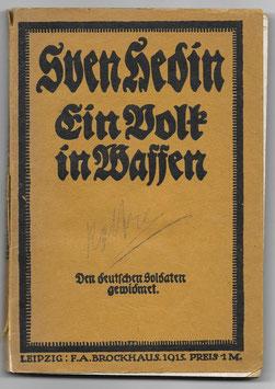 Ein Volk in Waffen - 1915