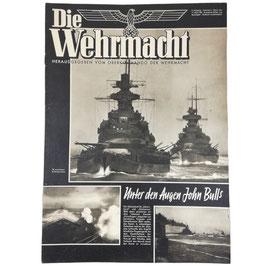 Die Wehrmacht - 1942 6. Jahrgang Nr. 6