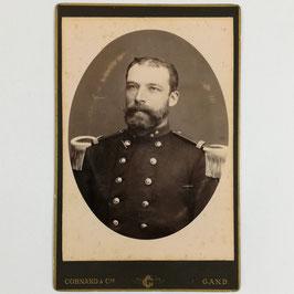 Belgisch officier - Gent