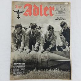 Der Adler N°19 21-9-1943