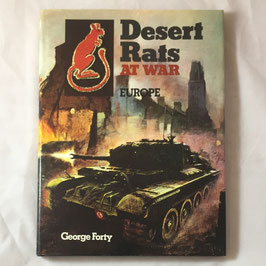 Desert Rats at war- Europe