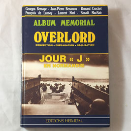 Album Mémorial - Overlord - Editions Heimdal