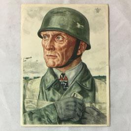 Unsere Luftlandetruppen - W. Willrich - Oberst Bräuer