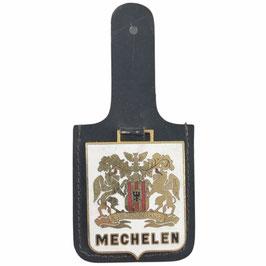 Belgische politie - 'Mechelen' - borsthanger