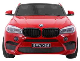 XXXL BMW X6M - 2 Sitzer - rot lackiert