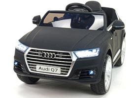 Audi Q7 2020 - matt schwarz lackiert