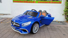 Mercedes AMG SL 65 (Luxus Edition) - blau lackiert