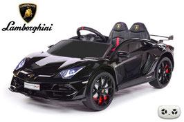 Lamborghini Aventador SV - schwarz lackiert