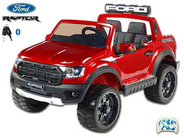 Ford Raptor - weinrot lackiert
