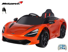 McLaren 720S - orange lackiert
