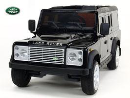 Land Rover Defender - schwarz lackiert
