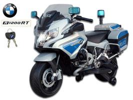 BMW Polizei Motorrad R 1200RT - silber/blau