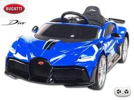 Bugatti Divo - schwarz lackiert