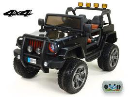 Jeep Wrangler 4WD - schwarz