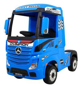 Mercedes Actros - blau