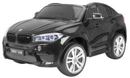 XXXL BMW X6M - 2 Sitzer - schwarz lackiert