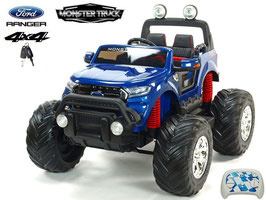 Ford Ranger Monster Truck - blau lackiert