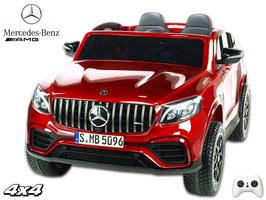 Mercedes AMG GLC 63S 2-Sitzer - weinrot lackiert