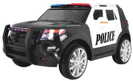 Polizei Geländewagen - schwarz/weiß