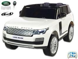 Range Rover HSE 2-Sitzer - weiß lackiert