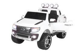 Ford Ranger 2-Sitzer - Weiß