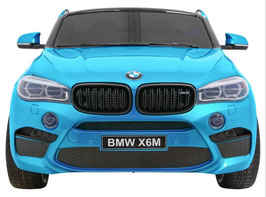 XXXL BMW X6M - 2 Sitzer - blau lackiert