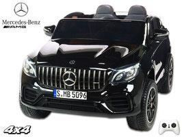 Mercedes AMG GLC 63S 2-Sitzer - schwarz lackiert