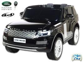 Range Rover HSE 2-Sitzer - schwarz lackiert