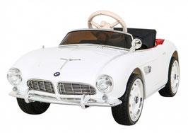 BMW 507 Retro Oldtimer - weiß