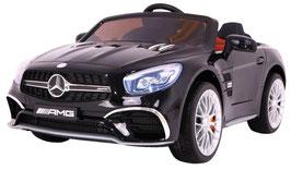Mercedes AMG SL 65 (Luxus Edition)- schwarz lackiert
