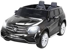Mercedes GLS 63 2-Sitzer Allrad - schwarz lackiert