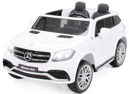 Mercedes GLS 63 2-Sitzer Allrad - weiß