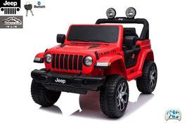 Jeep Wrangler Rubicon 2-Sitzer 4x4 - rot lackiert