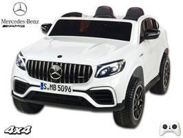 Mercedes AMG GLC 63S 2-Sitzer - weiß