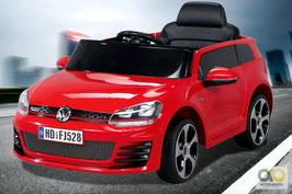 VW Golf GTI- Rot - Fun KidCars - Elektroauto