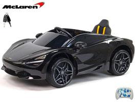 McLaren 720S - schwarz lackiert