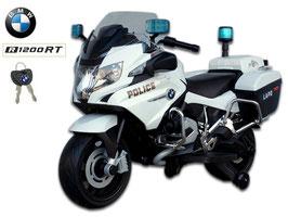 BMW Polizei Motorrad R 1200RT - weiß/schwarz