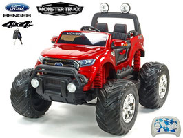 Ford Ranger Monster Truck - weinrot lackiert