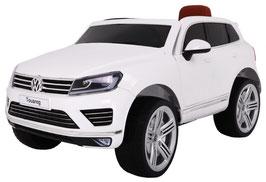 VW Touareg (Luxus) - weiß lackiert