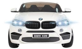 XXXL BMW X6M - 2 Sitzer - weiß