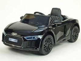AUDI R8 Spyder - schwarz lackiert