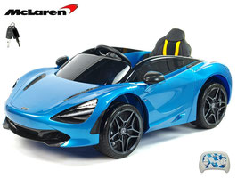 McLaren 720S - blau lackiert