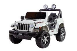 Jeep Wrangler Rubicon 2-Sitzer 4x4 - weiß lackiert