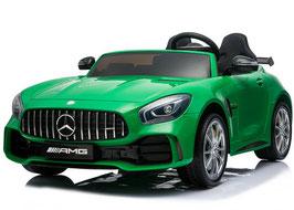 Mercedes AMG GT R 2-Sitzer - grün