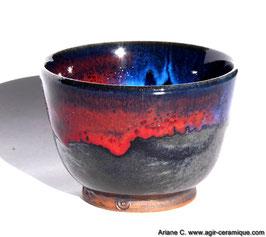 Blue Magma #1