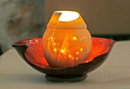 Sculpture luminaire Narcisse