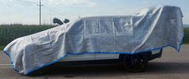 """Aluminium Schattennetz 85% Sonnenschutznetz / Hitzeschutz """"Sun-flash"""" inkl. 6 Spannbänder und Transportbeutel orig. Callieway®"""