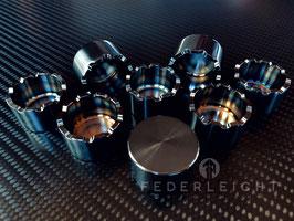Bremskolben aus Titan für Brembo GP4RX Bremszange