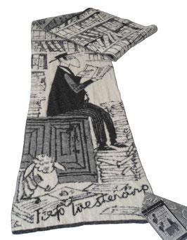 sjaal Dominee